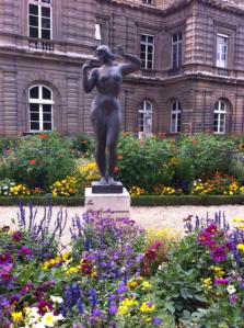 jardin de luxembourg, parijs, paris