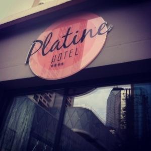 platine hotel, parijs, paris