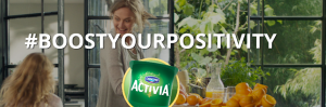 boostyourpositivity, danone