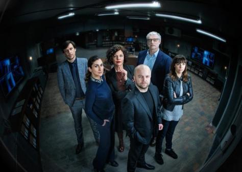 De cast van De Bunker op VTM.be