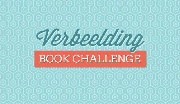 verbeelding book challenge, boeken, lezen