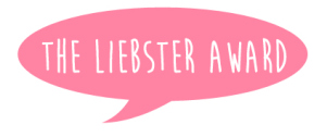 liebster award, bloggen