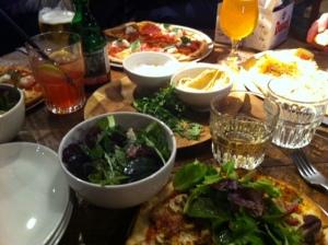 antwerpen, eilandje, mas, otomat, pizza, italiaans
