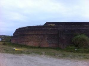 fort napoleon, monument, oostende, belgische kust, eten