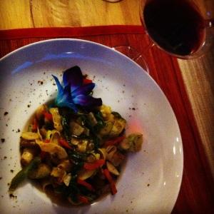 italiaans, polen, eten