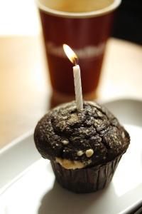 verjaardag, blog