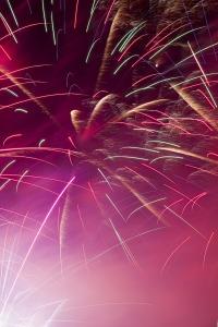 vuurwerk, oudjaar