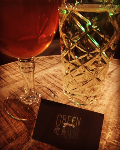 green lab, brussel, gin